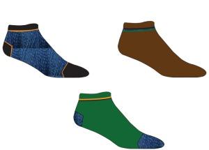 nature sock designs